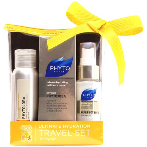 Phyto Ultimate Hydration Travel Set