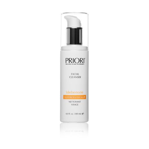 PRIORI Idebenone Facial Cleanser
