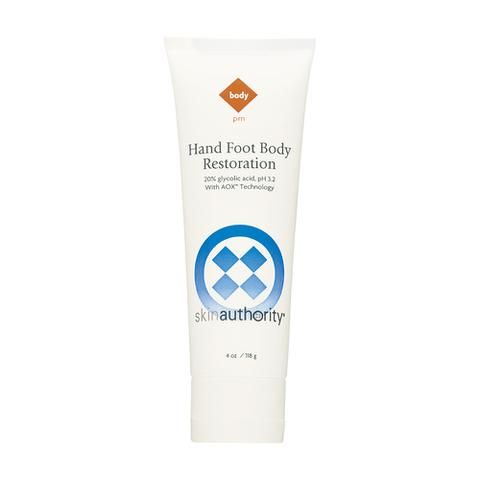 Skin Authority Hand Foot Body Restoration
