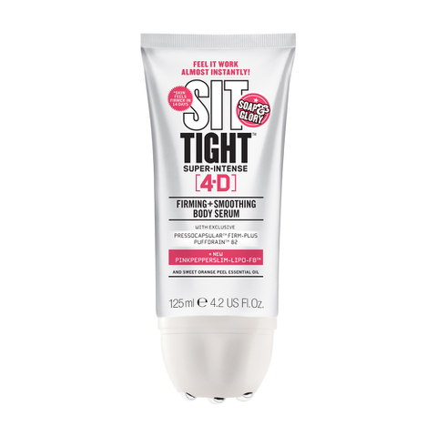 Soap and Glory Sit Tight Super-Intense 4-D Targeted Firming and Smoothing Serum