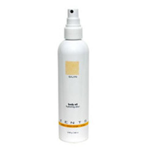 Zents Body Oil Hydrating Elixir - Sun