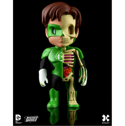 DC Comics XXRAY Figure Wave 2 Green Lantern 10 cm