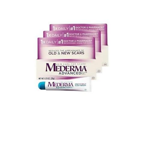 Mederma Advanced Scar Gel - 3 Pack