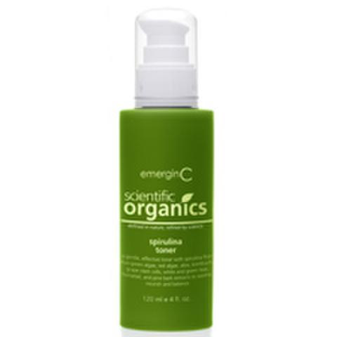 EmerginC Scientific Organics Spirulina Toner