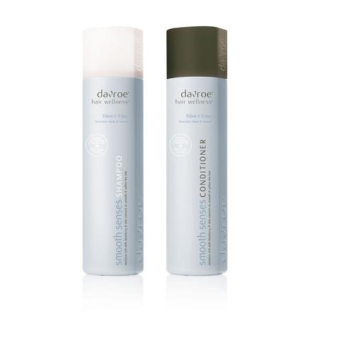Davroe Smooth Senses Shampoo and Conditioner
