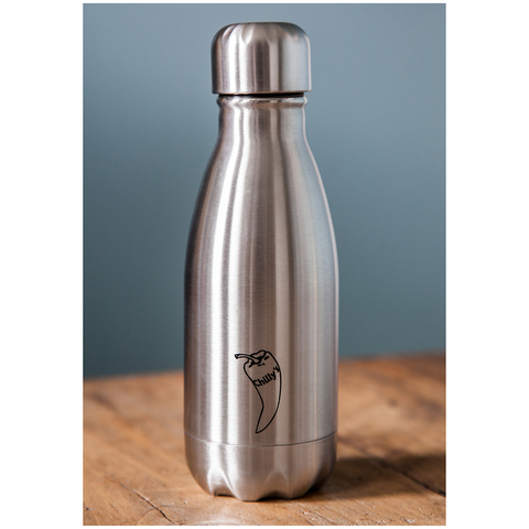 Chilly's Bottles 260ml - Silver