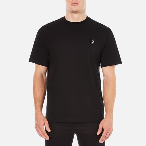 Alexander Wang Men's Dollar Sign T-Shirt - Black