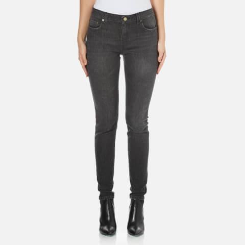 MICHAEL MICHAEL KORS Women's Izzy Skinny Jeans - Black