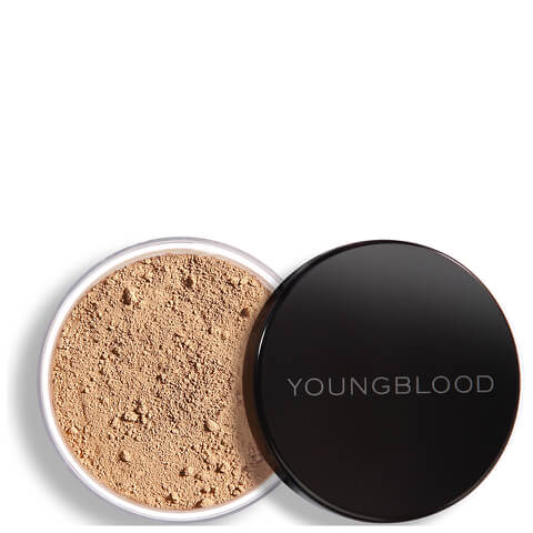 Young Blood Loose Mineral Foundation - toffee