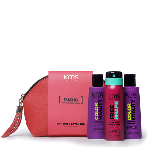 KMS Off-Duty Style Kit Paris