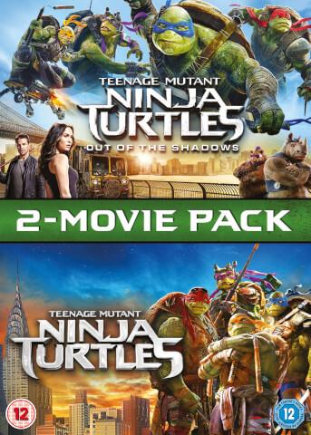 Teenage Mutant Ninja Turtles (2014)/ Teenage Mutant Ninja Turtles: Out Of The Shadows