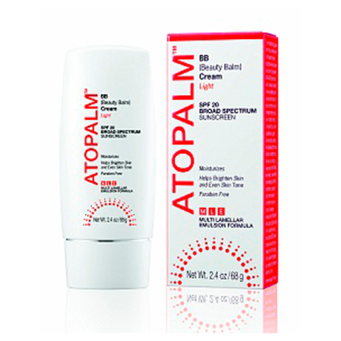 ATOPALM BB Cream SPF 20 - Light