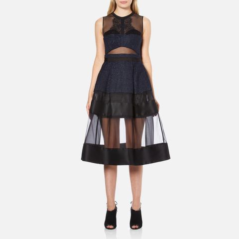 Three Floor Women S Lucid Dreams Dress Black Midnight