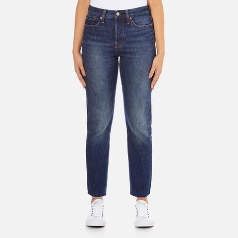 Levi's Women's Wedgie Fit Jeans - Classic Tint