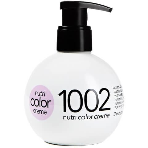 Revlon Professional Nutri Color Creme 1002 White Platinum 250ml