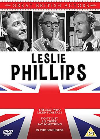 Leslie Phillips Box Set