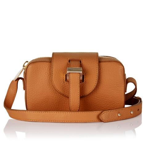 meli melo Women's Micro Box Cross Body Bag - Tan