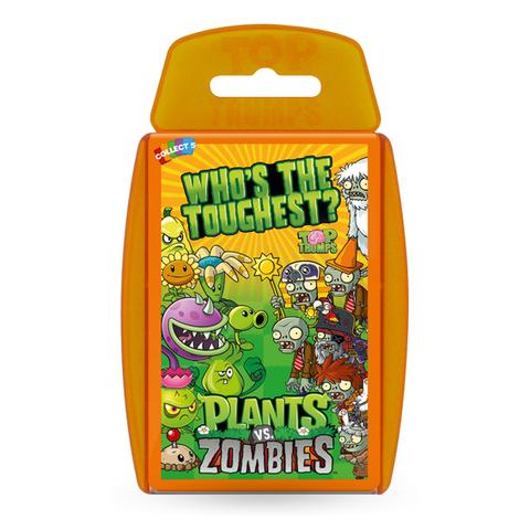 Top Trumps Specials - Plants vs. Zombies