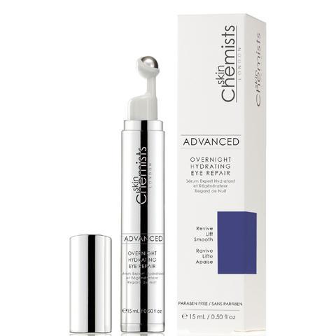 skinChemists Advanced Overnight Hydrating Eye Repair 15ml