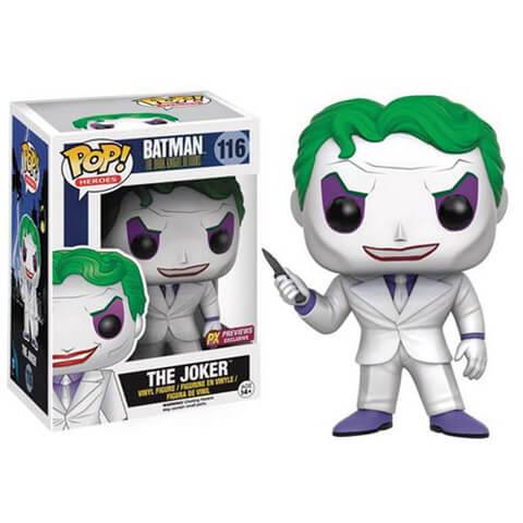 Batman: The Dark Knight Returns Joker Funko Pop! Figuur - Previews Exclusive