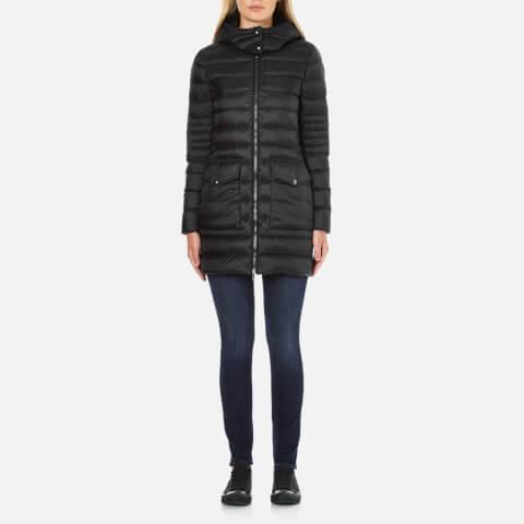 Belstaff Women's Kellet Long Down Jacket - Black