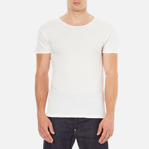 Levi's Vintage Men's Bay Meadows Crew Neck T-Shirt - White
