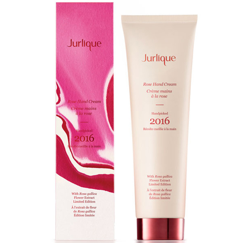 Jurlique Rose Hand Cream 150ml (Handpicked 2016 Limited Edition)
