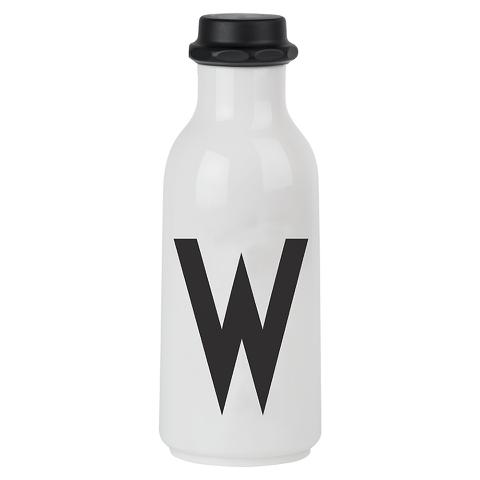 Design Letters Water Bottle - W