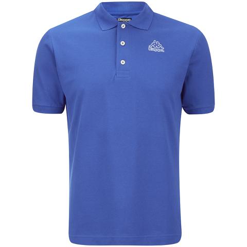 Kappa Men's Omini Polo Shirt - Royal Blue