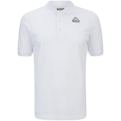 Kappa Men's Omini Polo Shirt - White