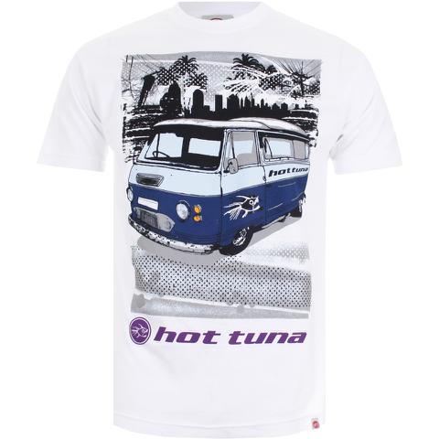 Hot Tuna Men's Camper T-Shirt - White