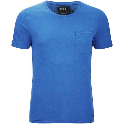 Produkt Men's Textured Core T-Shirt - Directore Mel Blue