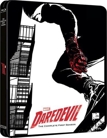Daredevil - Season 1 Zavvi UK Exclusive Steelbook