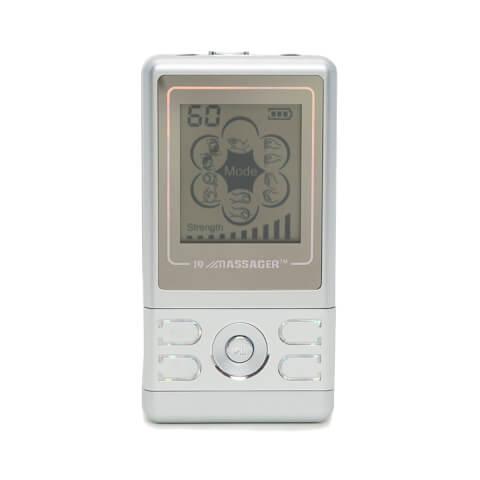 IQ Massager Mini II - Silver