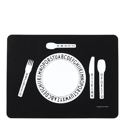 Design Letters Kids' Collection Placemat