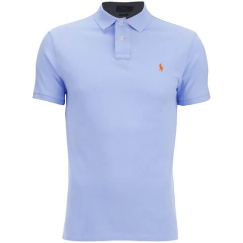 Polo Ralph Lauren Men's Slim Fit Polo Shirt - Pebble Blue