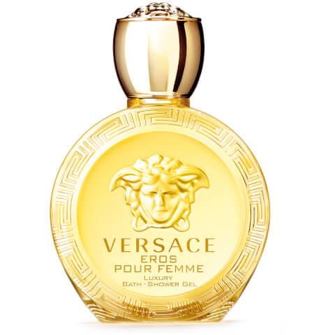 Versace Eros Femme EDT Bath and Shower Gel 200ml