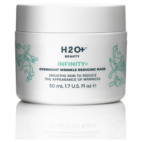 H2O+ Beauty Infinity+ Overnight Wrinkle Reducing Mask 1.7 Oz