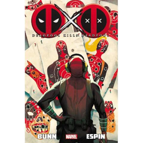 Marvel Deadpool Kills Deadpool Graphic Novel