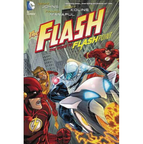 The Flash: The Road to The Flashpoint - Volume 2 Graphic Novel