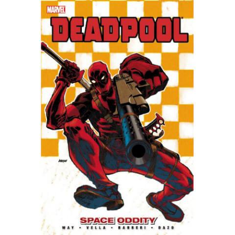 Marvel Deadpool: Space Oddity - Volume 7 Graphic Novel