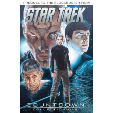 Star Trek: Countdown Collection - Volume 1 Graphic Novel