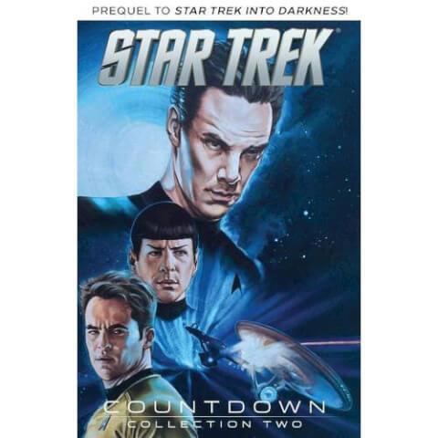Star Trek: Countdown Collection - Volume 2 Graphic Novel