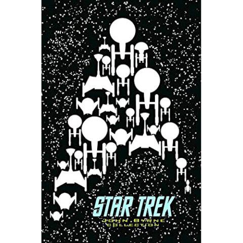 Star Trek: John Byrne Collection Graphic Novel