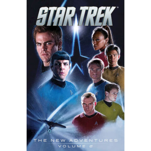 Star Trek: New Adventures - Volume 2 Graphic Novel