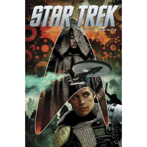 Star Trek: Ongoing - Volume 3 Graphic Novel