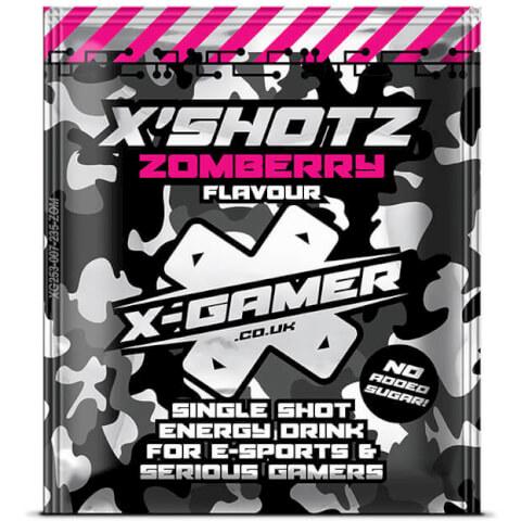 X-Gamer Single Shot Sachet