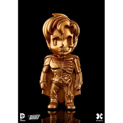DC Comics XXRAY Wave 1 Superman Figure - Copper Exclusive