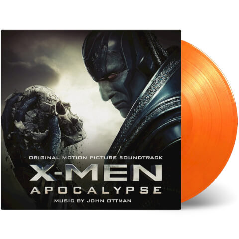 X-Men: Apocalypse - Original Soundtrack (2LP)