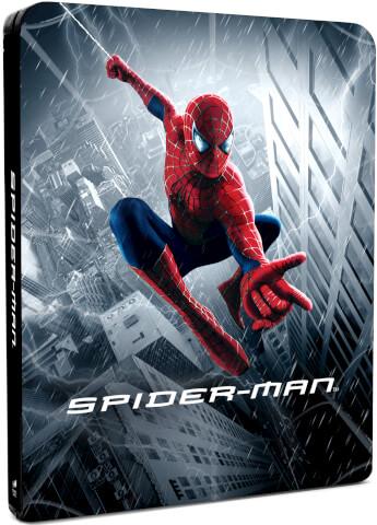 Spider-Man - Zavvi Exclusive Lenticular Edition Steelbook